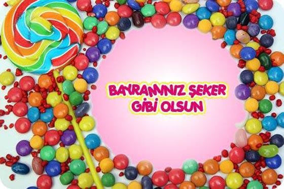 Ramazan Bayramınız Şeker gibi Olsun